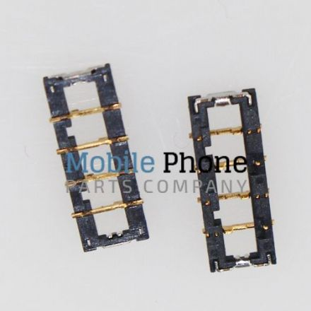 Apple iPhone 5 On Board Battery Connector - 2pc